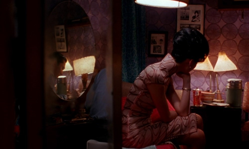 IN THE MOOD FOR LOVE USE