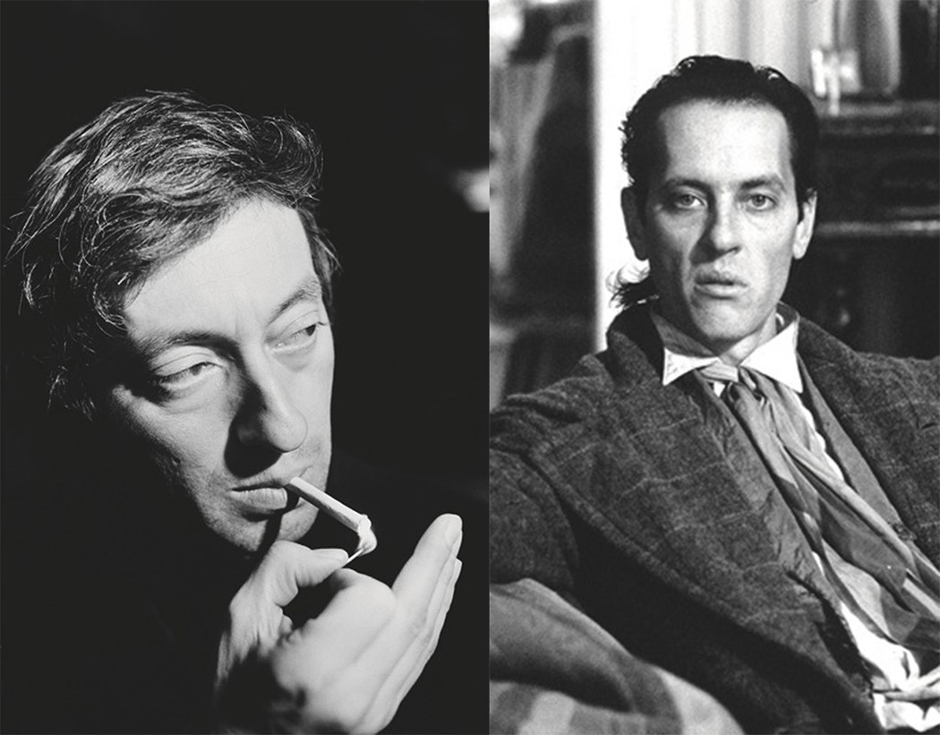 Serge Gainsbourg & Withnail