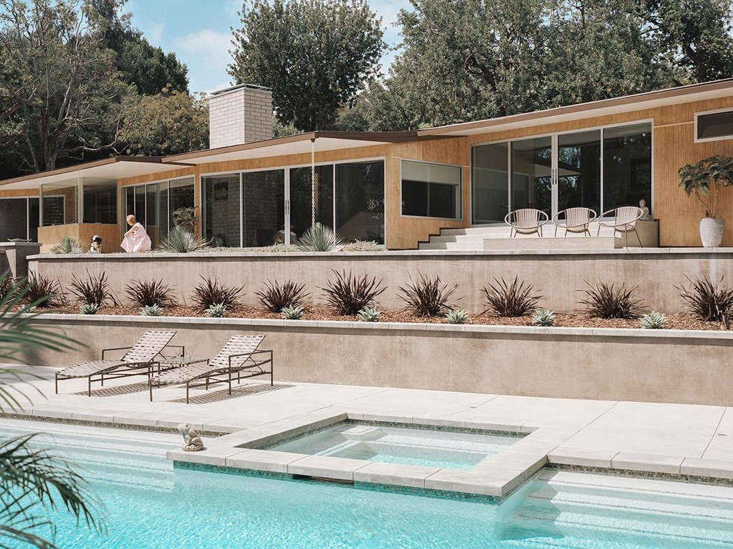 The greatest mid century modern houses in california another for Mid century modern home builders