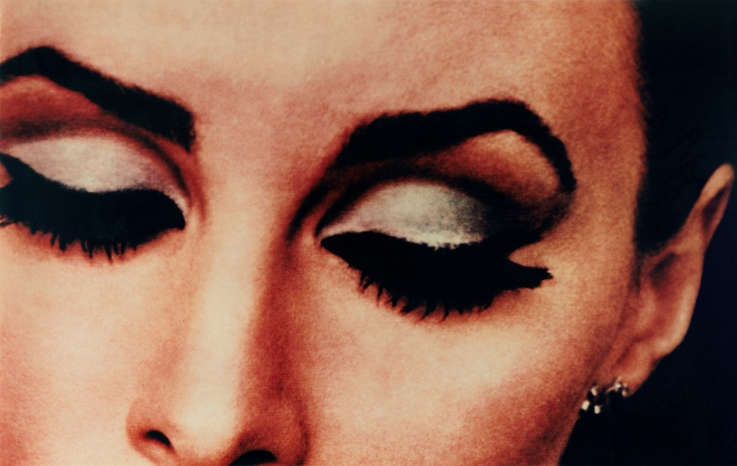 Prince - Untitled (Woman with Eyelashes), 1982-84