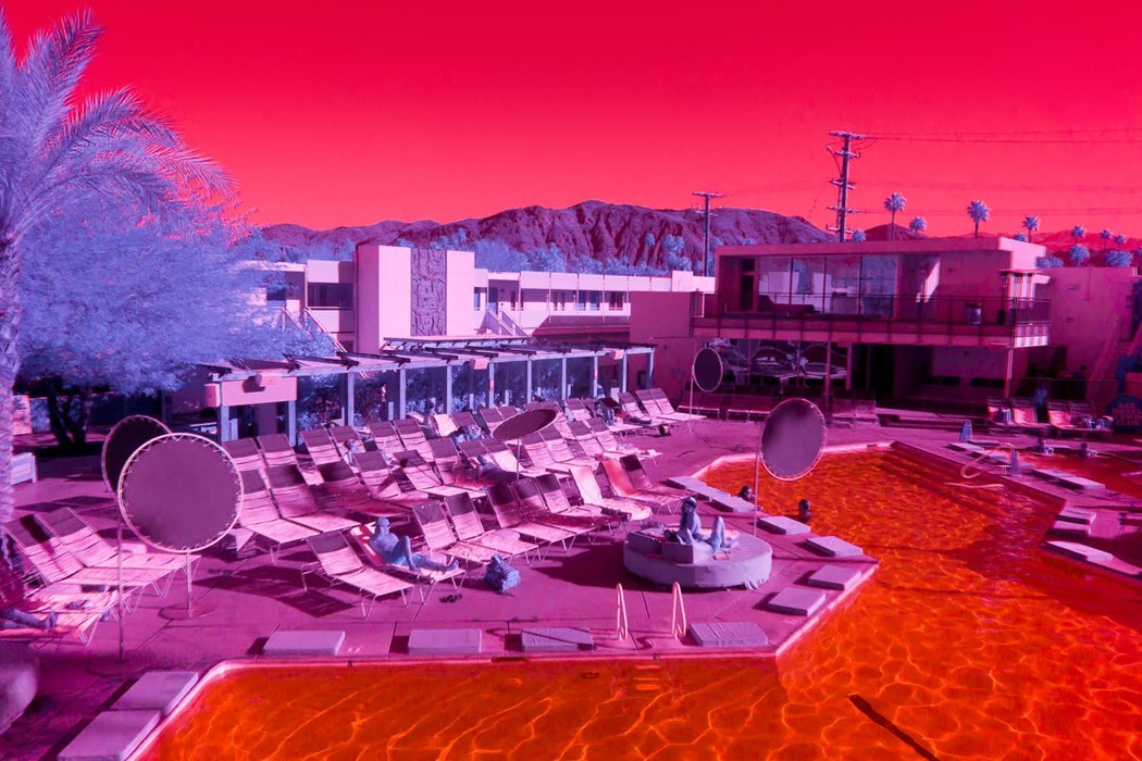 Reimagining Californian Landscapes Through Infrared | AnOther
