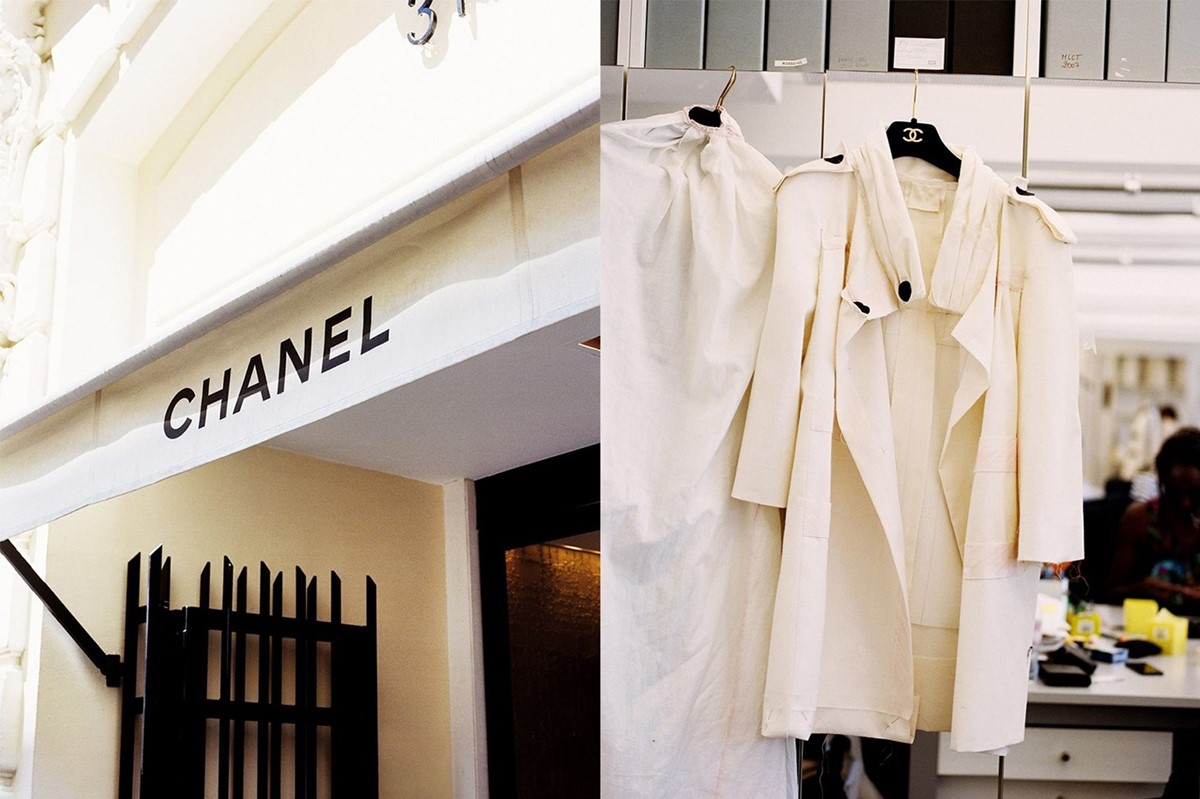 Inside The Chanel Couture Atelier