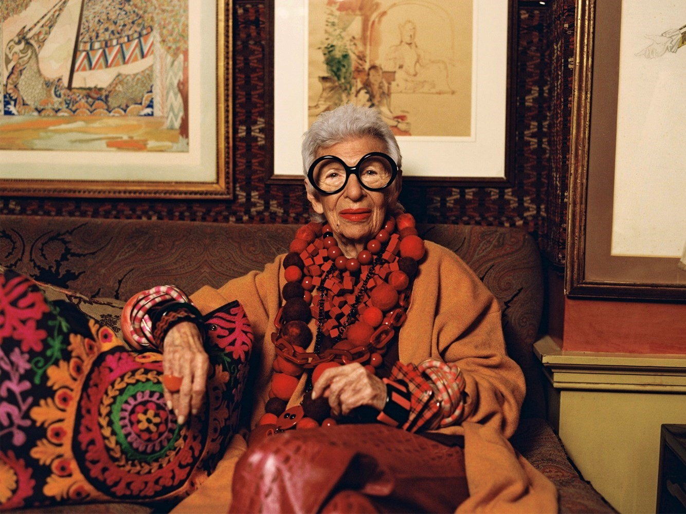Lessons We Can Learn From Iris Apfel AnOther