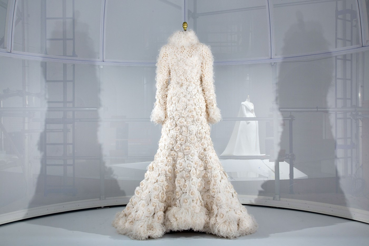 Wedding Ensemble, Karl Lagerfeld for Chanel A/W05