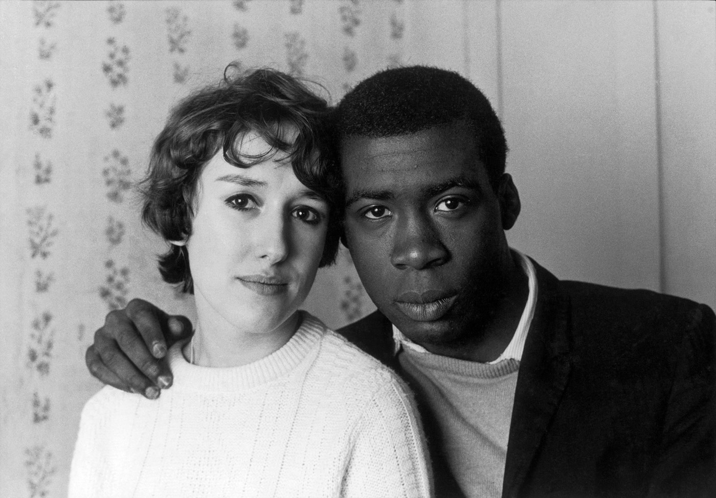 Notting Hill Couple, 1967 c Charlie Phillips