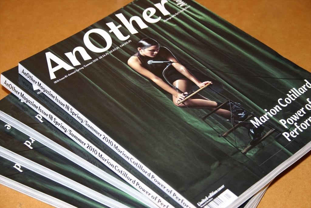 Just in! Limited Edition AnOther 18 Cover