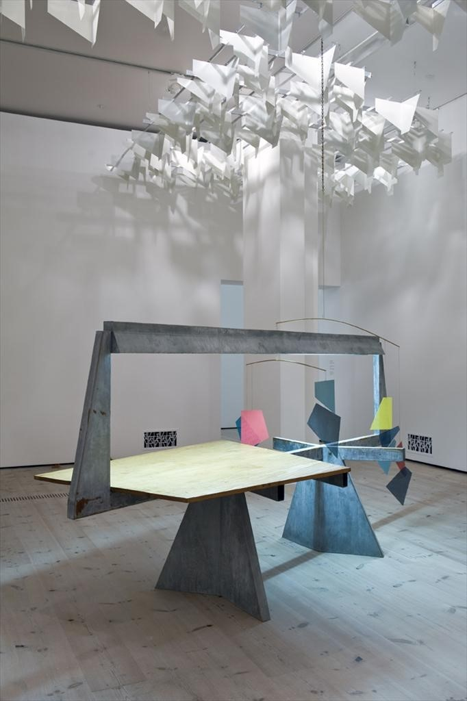 Martin Boyce - Turner Prize Installation View