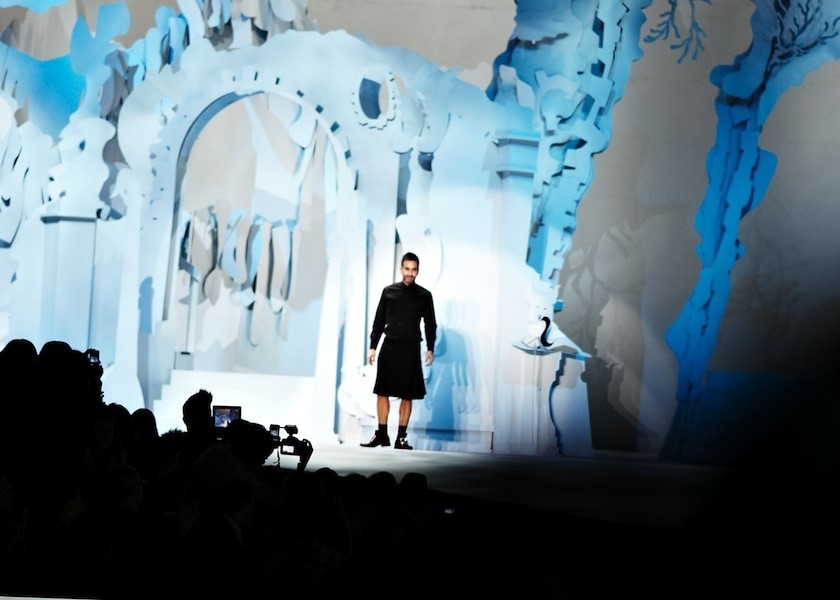 Marc Jacobs at Marc Jacobs, A/W12