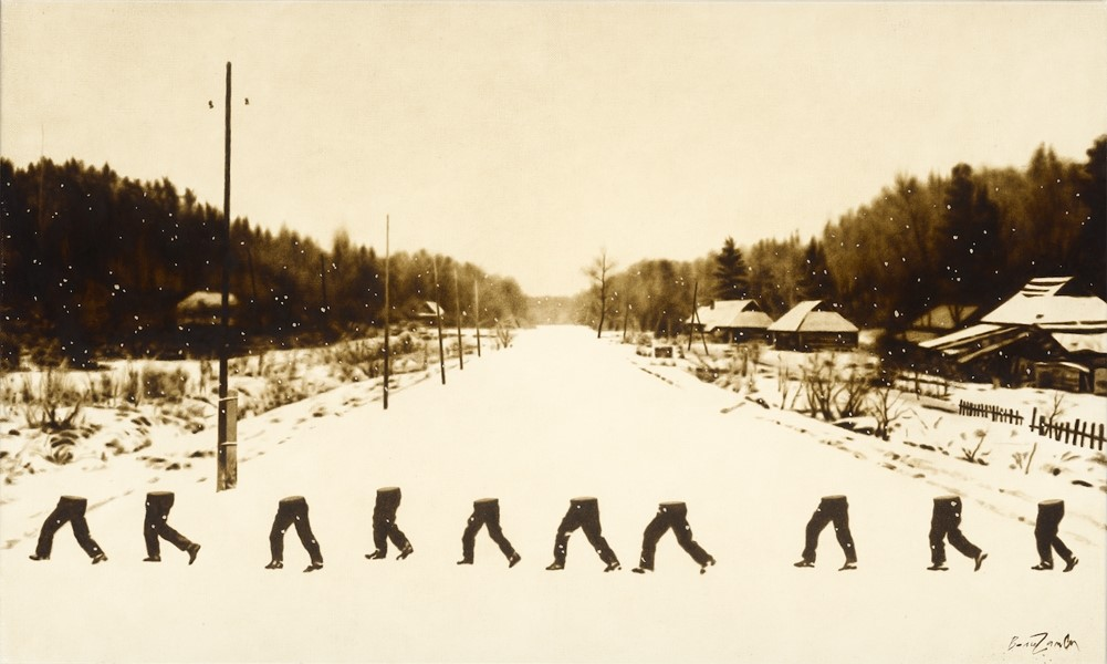 Rinat Voligamsi, On The Road, 2010
