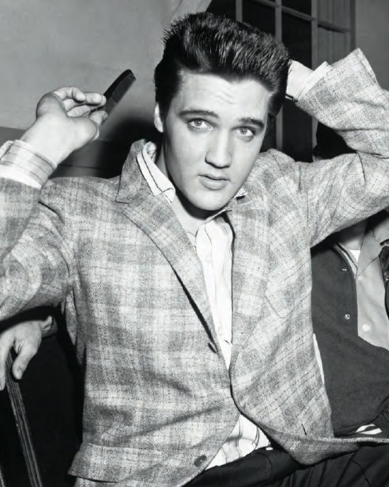 how to make elvis presley hairstyle