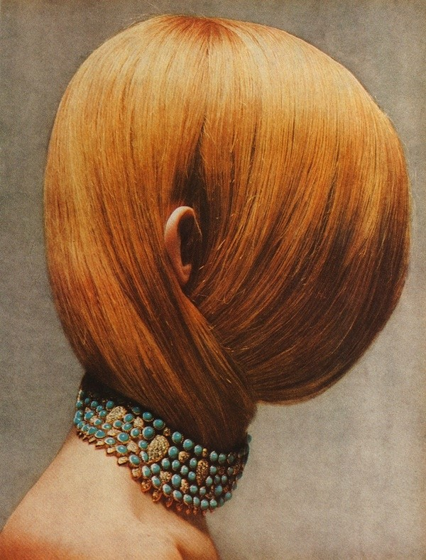 Jewellery shoot by Diana Vreeland, US Vogue, 1968