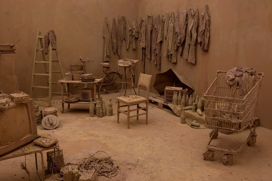 Purification Room 2 by Chen Zhen