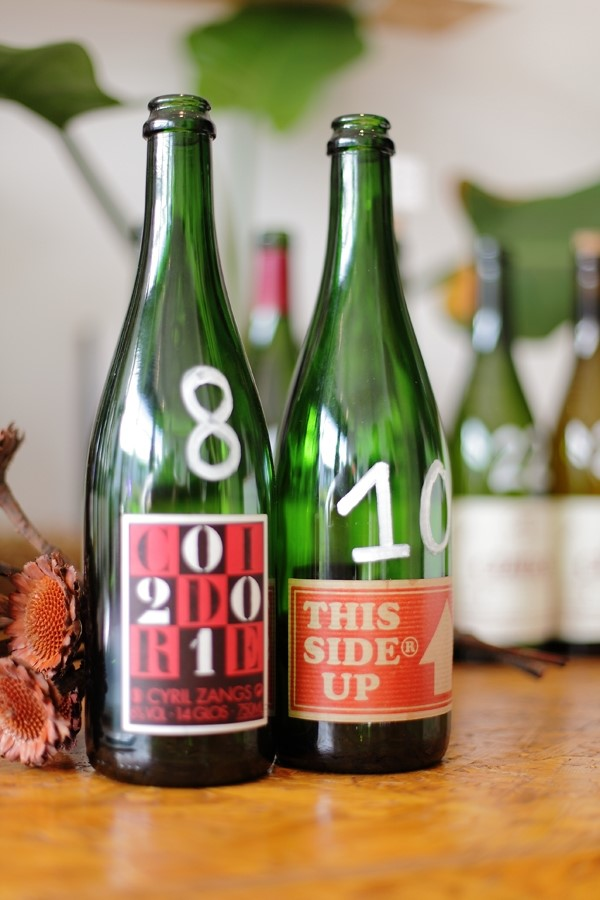 Two bottles at 259