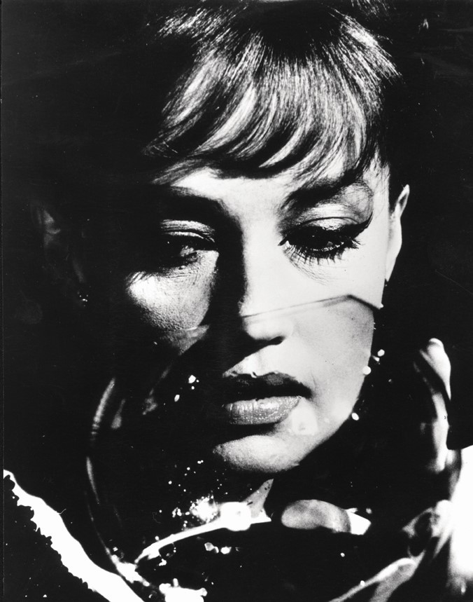 Jeanne Moreau in Eva, directed by Joseph Losey, 1962