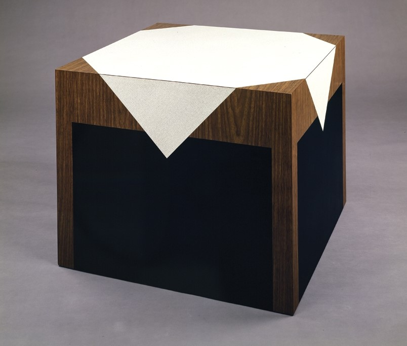 Richard Artschwager, Description of Table, 1964