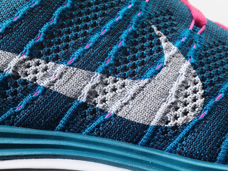 The Nike Flyknit One Trainer