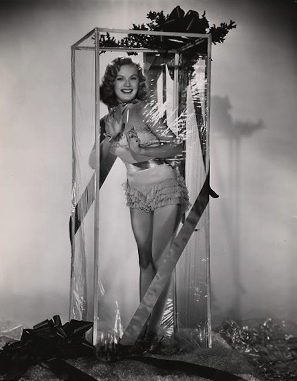 June Haver, Christmas 1942