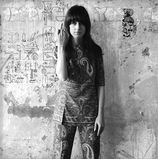 Grace Slick Of Jefferson Airplane Another