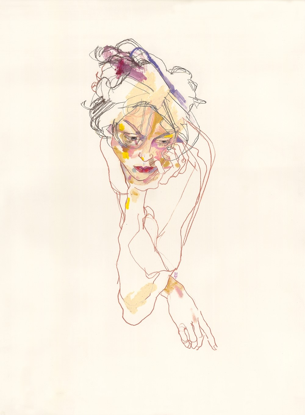 Howard Tangye, Arthur