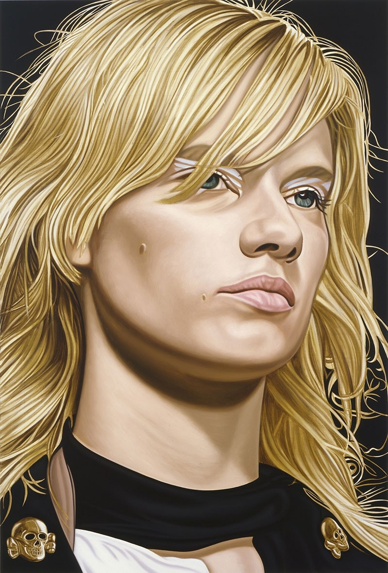 Richard Phillips, Death in June (after Don Ashby) 2006