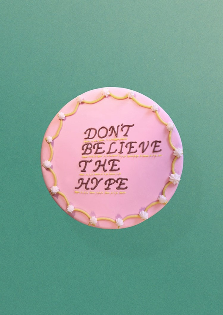 Beccy McCray: Like Fat Kid Love Cake, 2013
