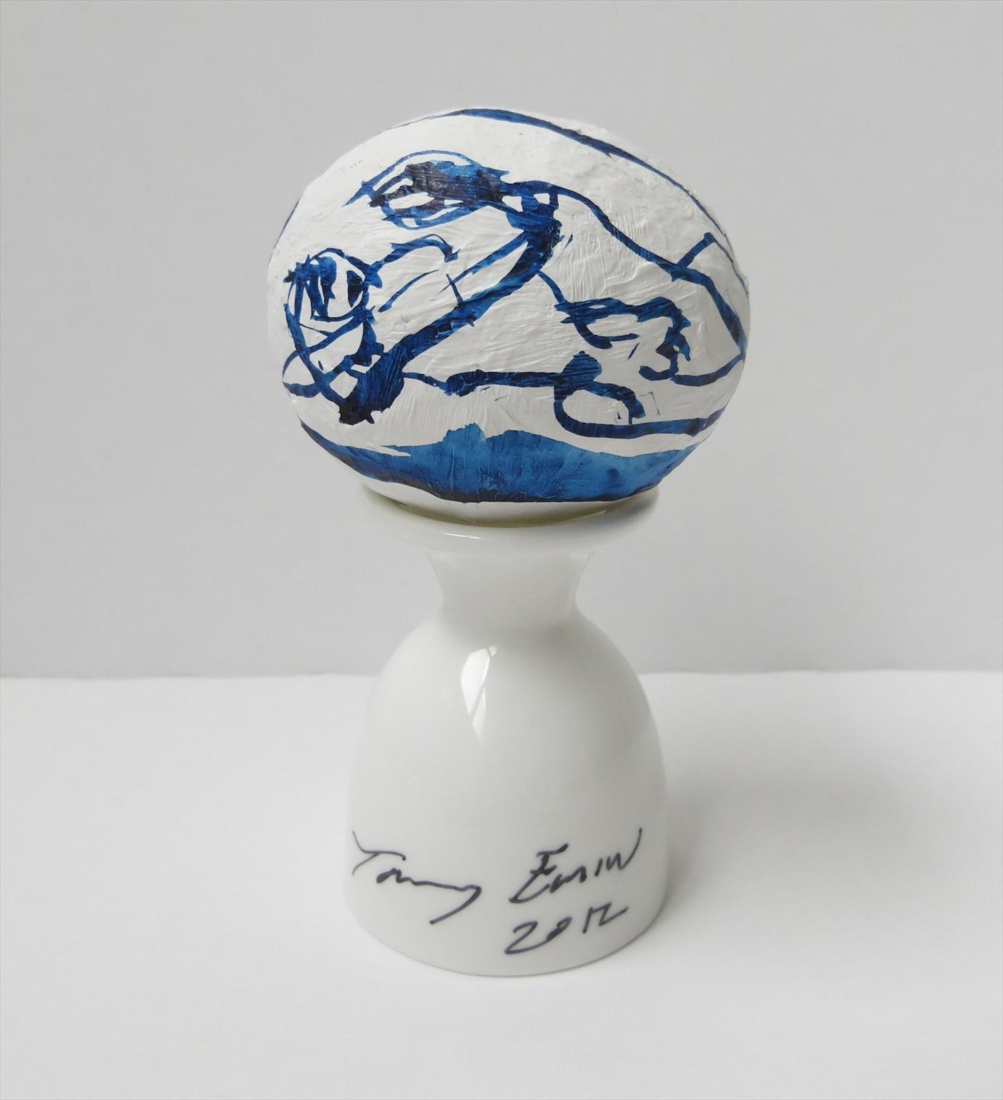 Egg Lady by Tracey Emin