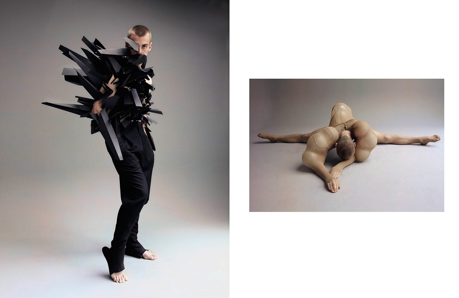 Nick Knight - SHOW studio - The Home of Fashion Film and Live Nick knight fashion body