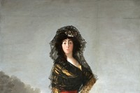 The Duchess of Alba, Francisco de Goya, 1797