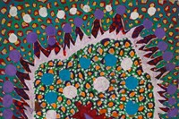 Yayoi Kusama, Flowers and Flower Bed, 1953