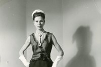 Blouse and skirt, 1965