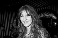 Charlotte Tilbury at the Another Man party at LouLou's