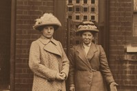 1. Portrait of Christina and Winifred Broom