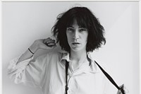 Patti Smith by Robert Mapplethorpe, 1975