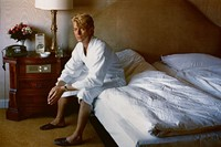 4_Helmut Newton, David Bowie, bedroom Kempinski Ho