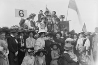 12. Suffragettes in Hyde Park