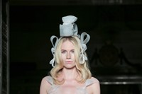 Pam Hogg, Future Past/ War and Peace collection S/S14
