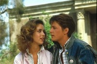 Marty McFly and Lorraine Baines, Back to the Future