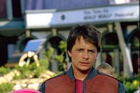 Marty McFly, Back to the Future II