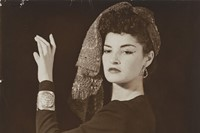 Juliet, 1947 by Man Ray