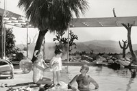 Raymond Loewy Family, Palm Springs California, 1957