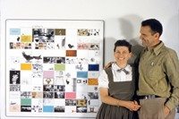 2. The World of Charles and Ray Eames. The couple