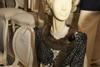 Valentino mannequin at Somerset House