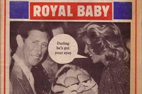 Private Eye front cover, No.594, 21 September, 1984