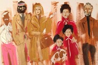The cast of The Royal Tenenbaums