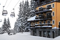 Le Chevel Blanc in Courchevel