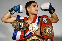Janelson Figueora, Student and National Champion Boxer, Detr