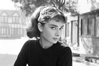 Audrey Hepburn, actress