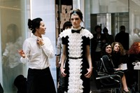 Chanel A/W15 Fitting