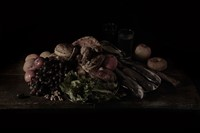 Last Meal on Death Row, Texas, by Mat Collishaw