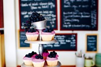 Cakes in the Violet Bakery